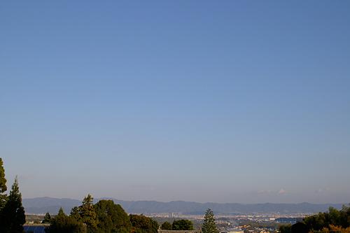 京都の眺め